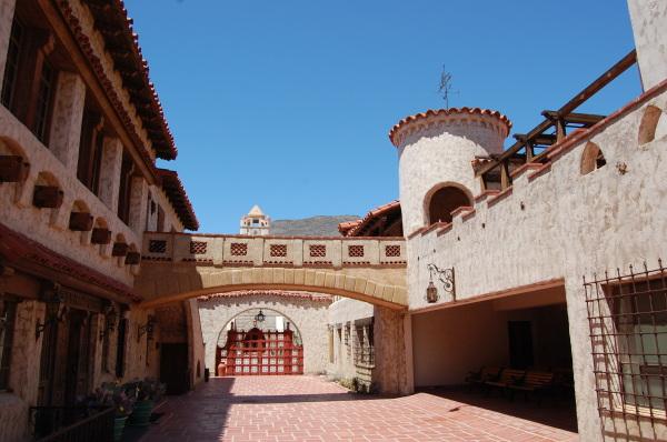 Scottys Castle
