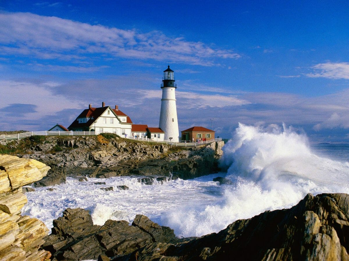 New England – Naturens højdepunkt