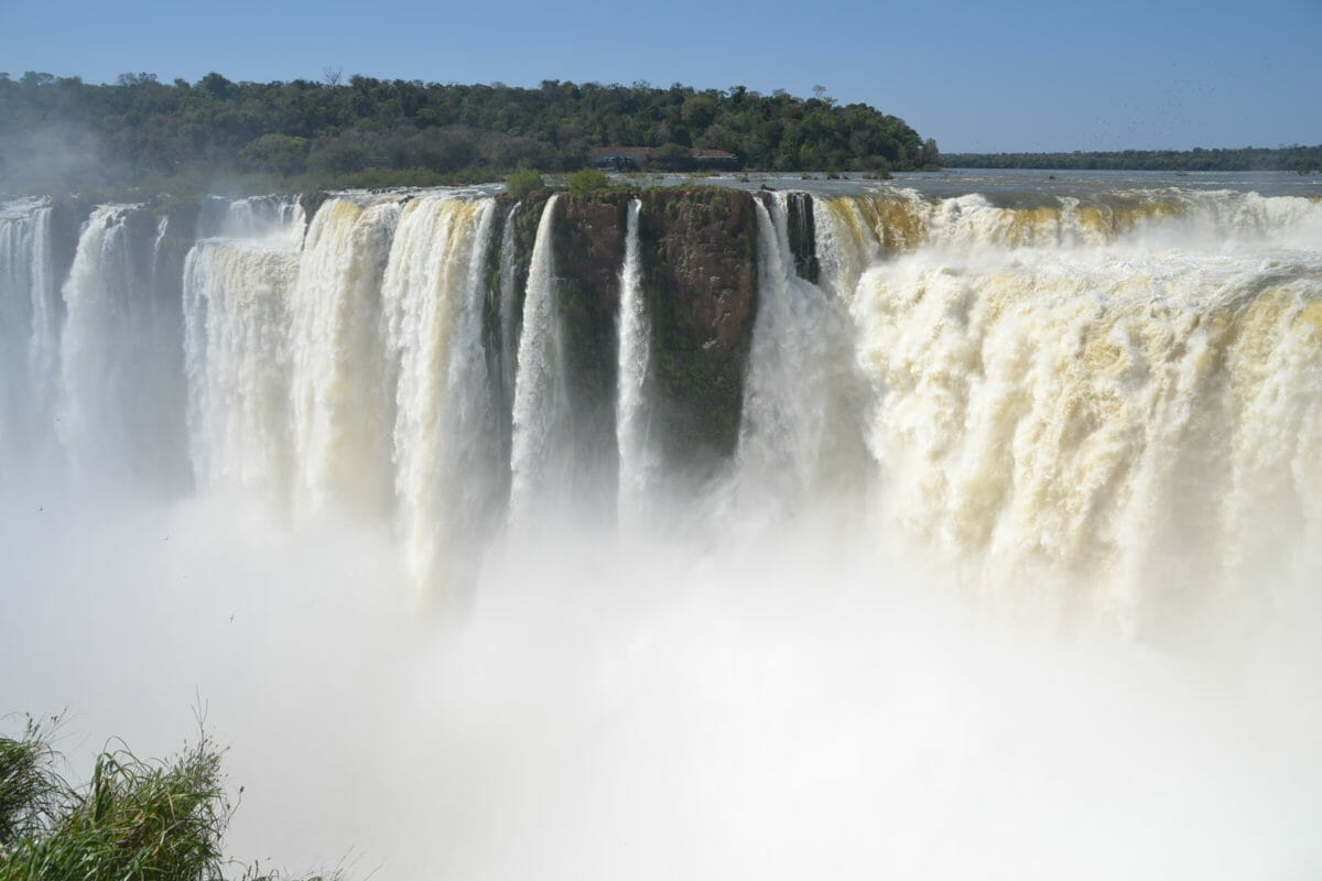 Iguazu – Måske verdens største vandfald
