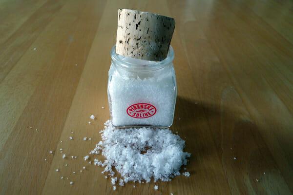 Salt fra Adriaterhavet som industri i 1200 år