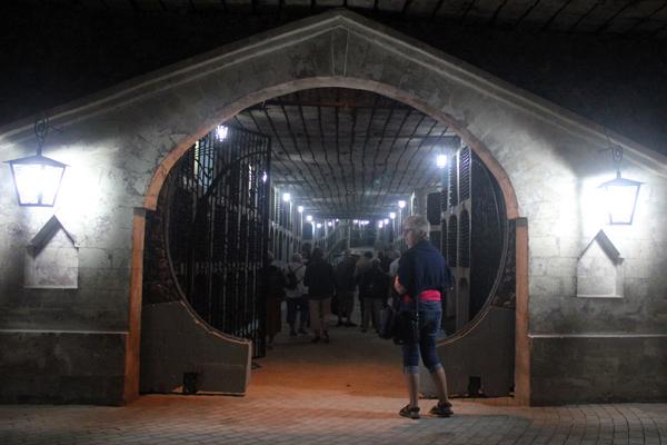 Moldova vinkælder