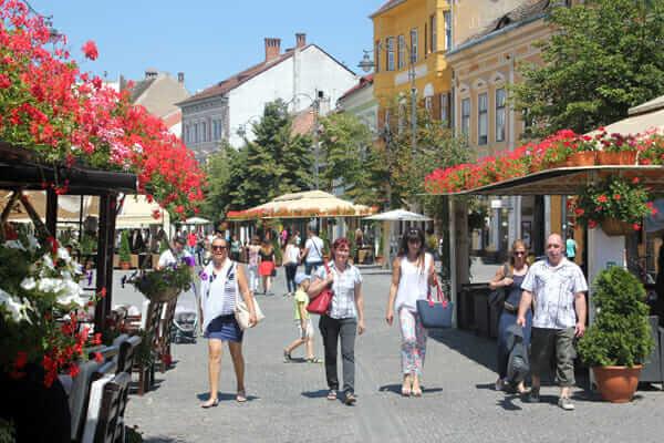 Sibiu: En tysk kulturby midt i Rumænien