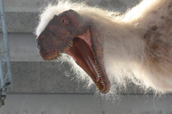På Bornholm fandt man spor af en hidtil ukendt dinosaur. Den har nu ået Bornholm indflettet i sit navn