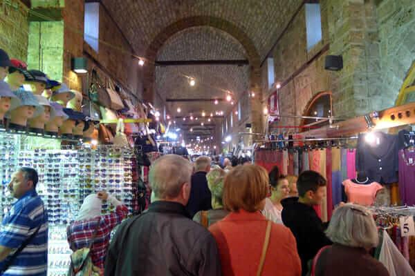 Sarajevo på rette kurs efter borgerkrigens rædsler