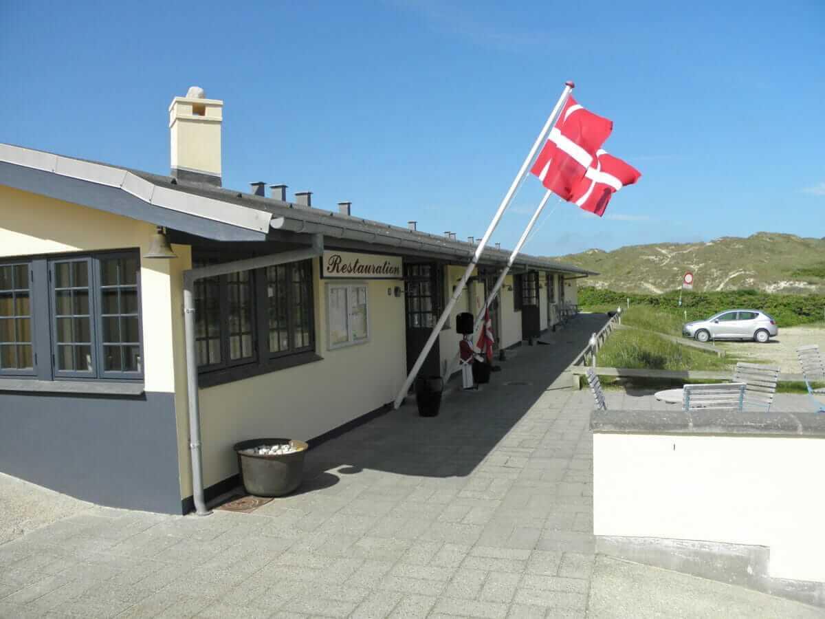 PH – Poul Henningsens hotel i den yderste klit
