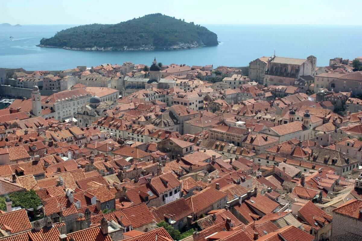 Oplev Adriaterhavets Perle i fugleperspektiv