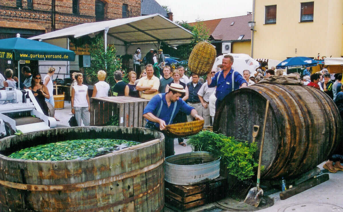 Agurkelandet Spreewald – et unikt ferieområde