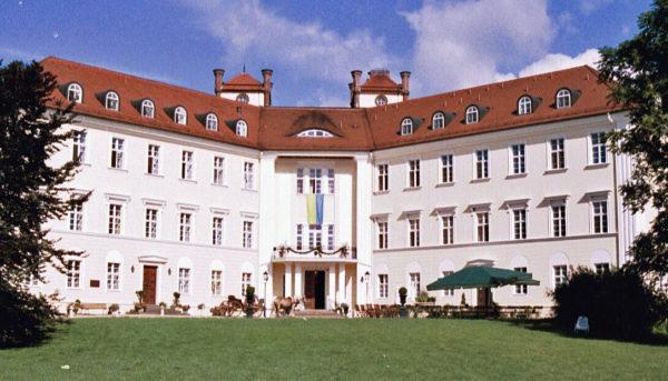 Hotel Schloss Lübenau har en ganske særlig plads i den tyske historie