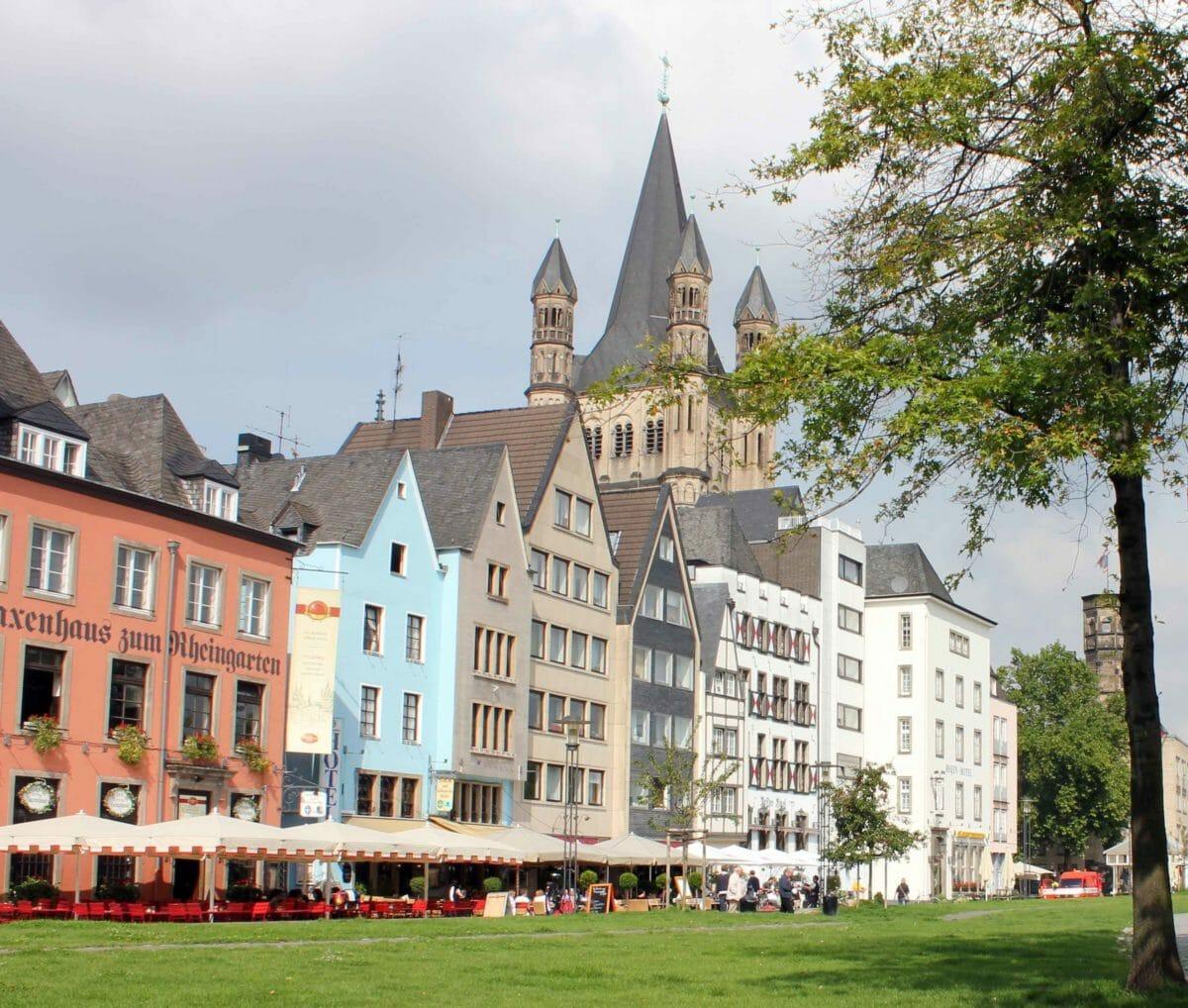 Köln – en by med historie, afslapning og sjov ølkultur