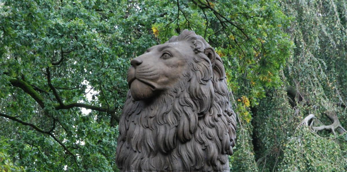 Isted-løve både i Berlin og Flensborg