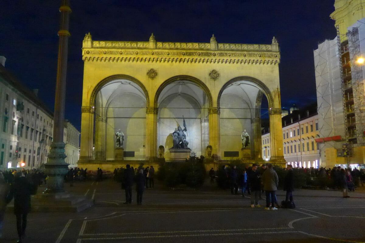 München – rundtur i byens gågader