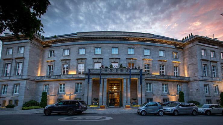 Berlin-ambassade top-tre rejsemål