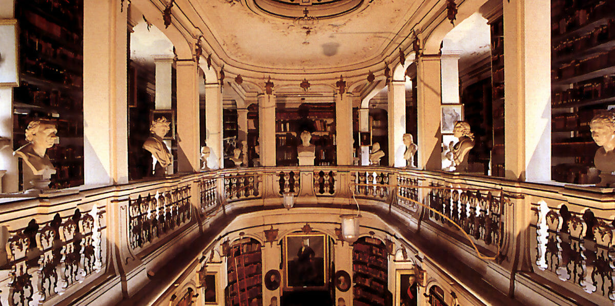 Weimar – Europas kulturelle hjerte