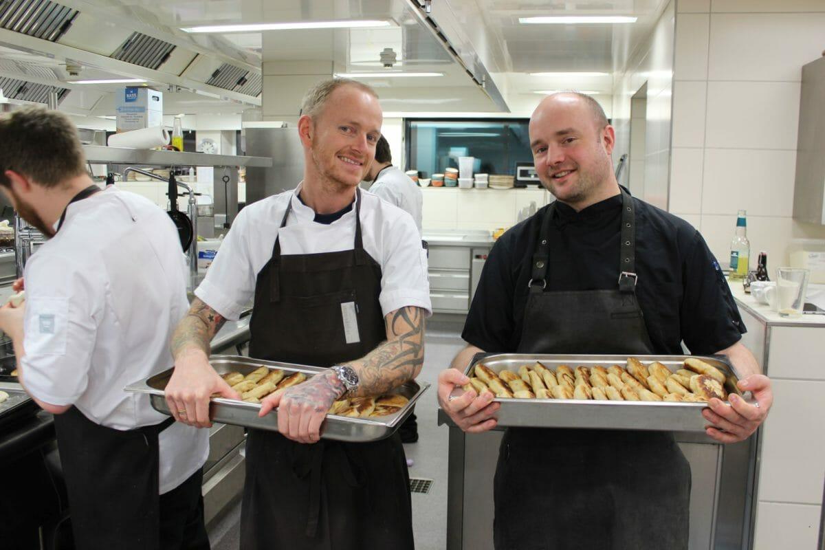 Schleswig-Holstein hylder dansk kok