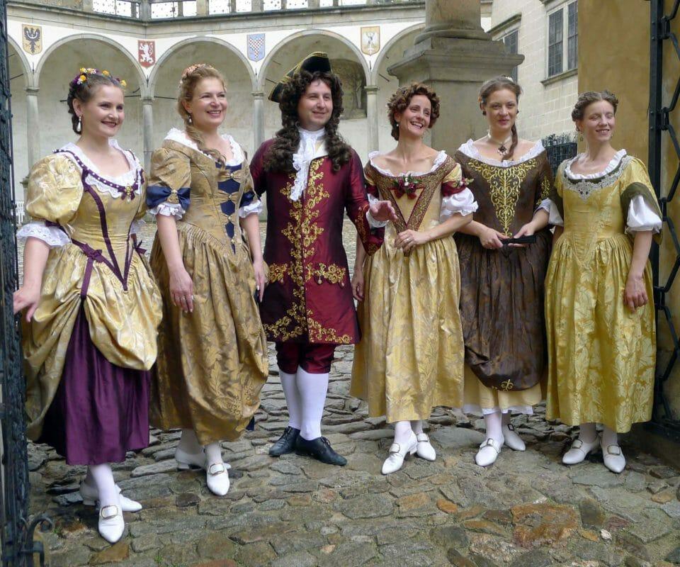 Velkommen til historisk dans