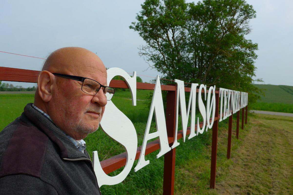 Samsø åbner teknisk museum