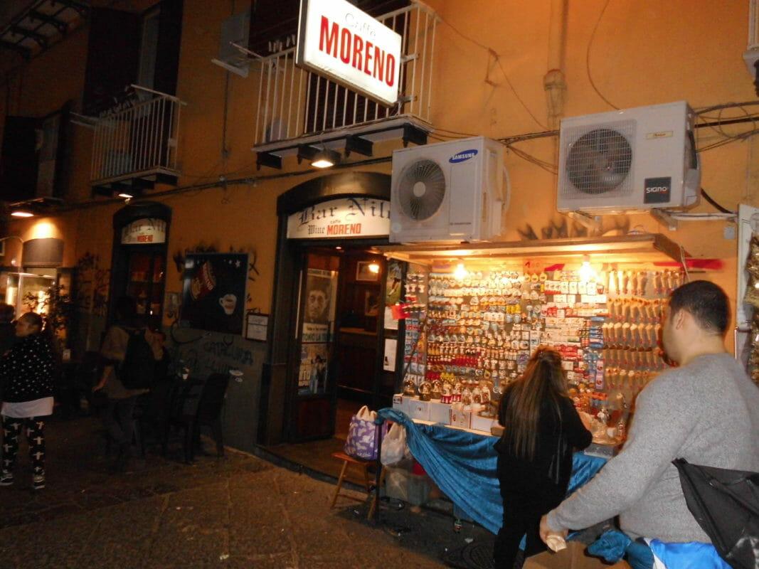 Maradona er gud i Napoli