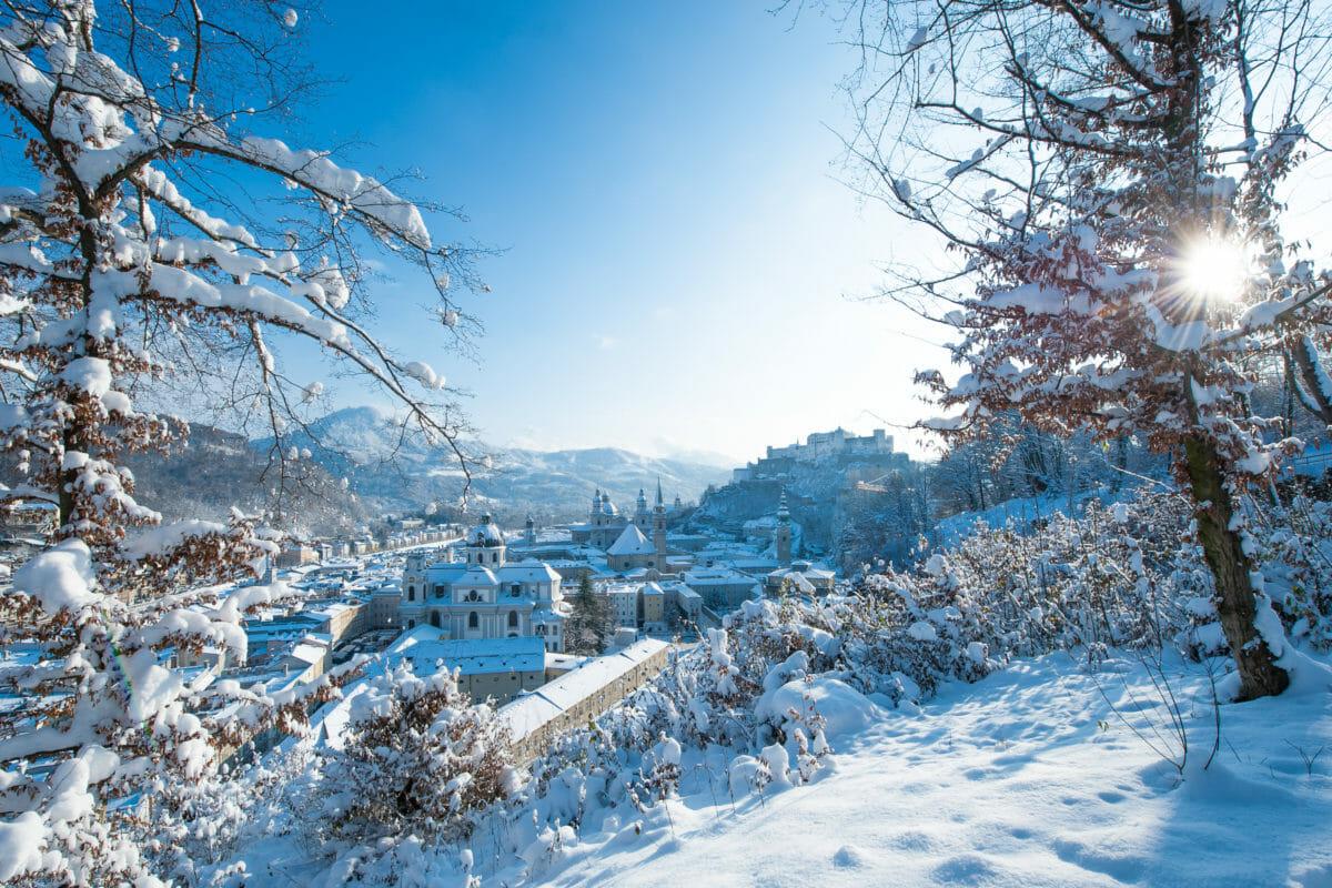 Vintereventyr i Salzburg