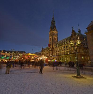 Kærlighedserklæring til Hamburg