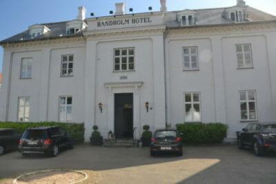 Bandholm Hotel er Gazelle
