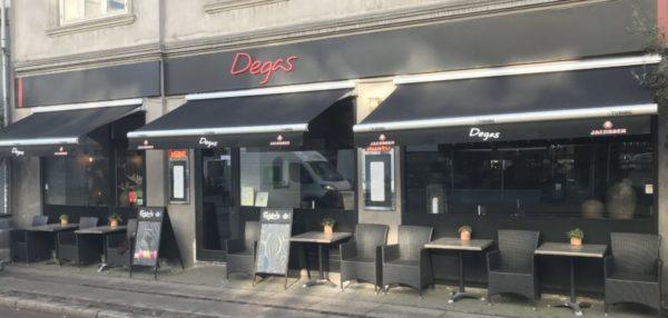 Brasserie Degas Er Bestemt Et Besøg Værd Feriebloggerdk