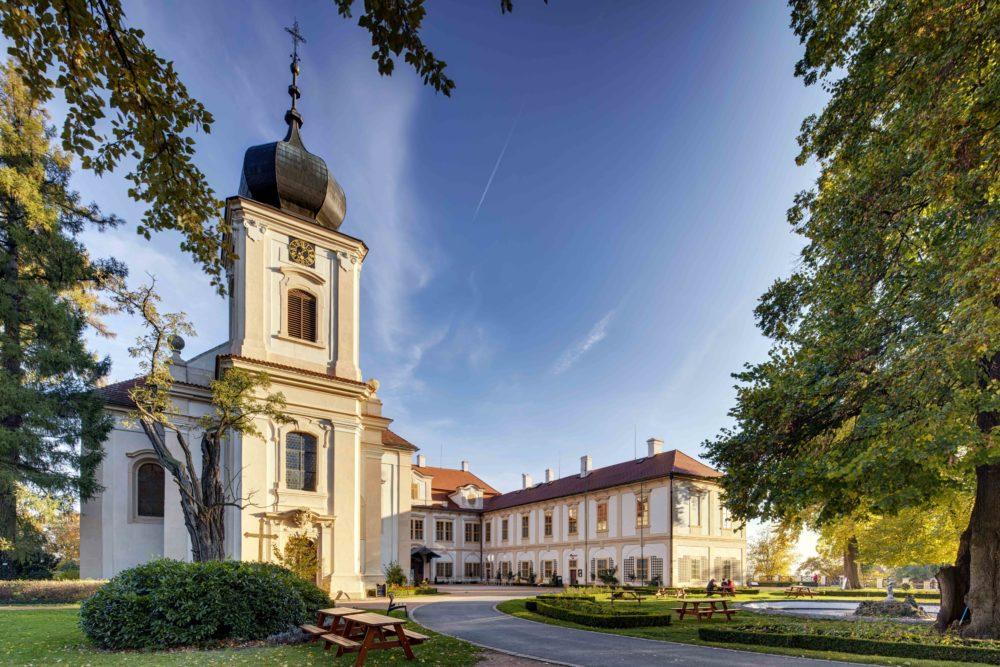 Besøg og bo på Tjekkiets mange flotte slotte