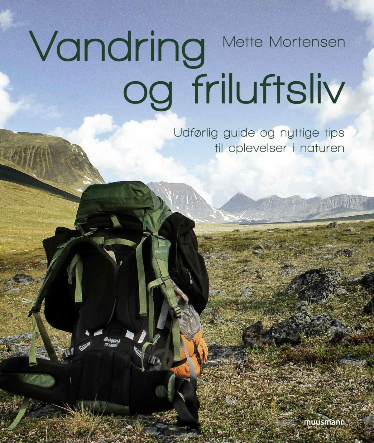 Ny guide til vandring og friluftsliv