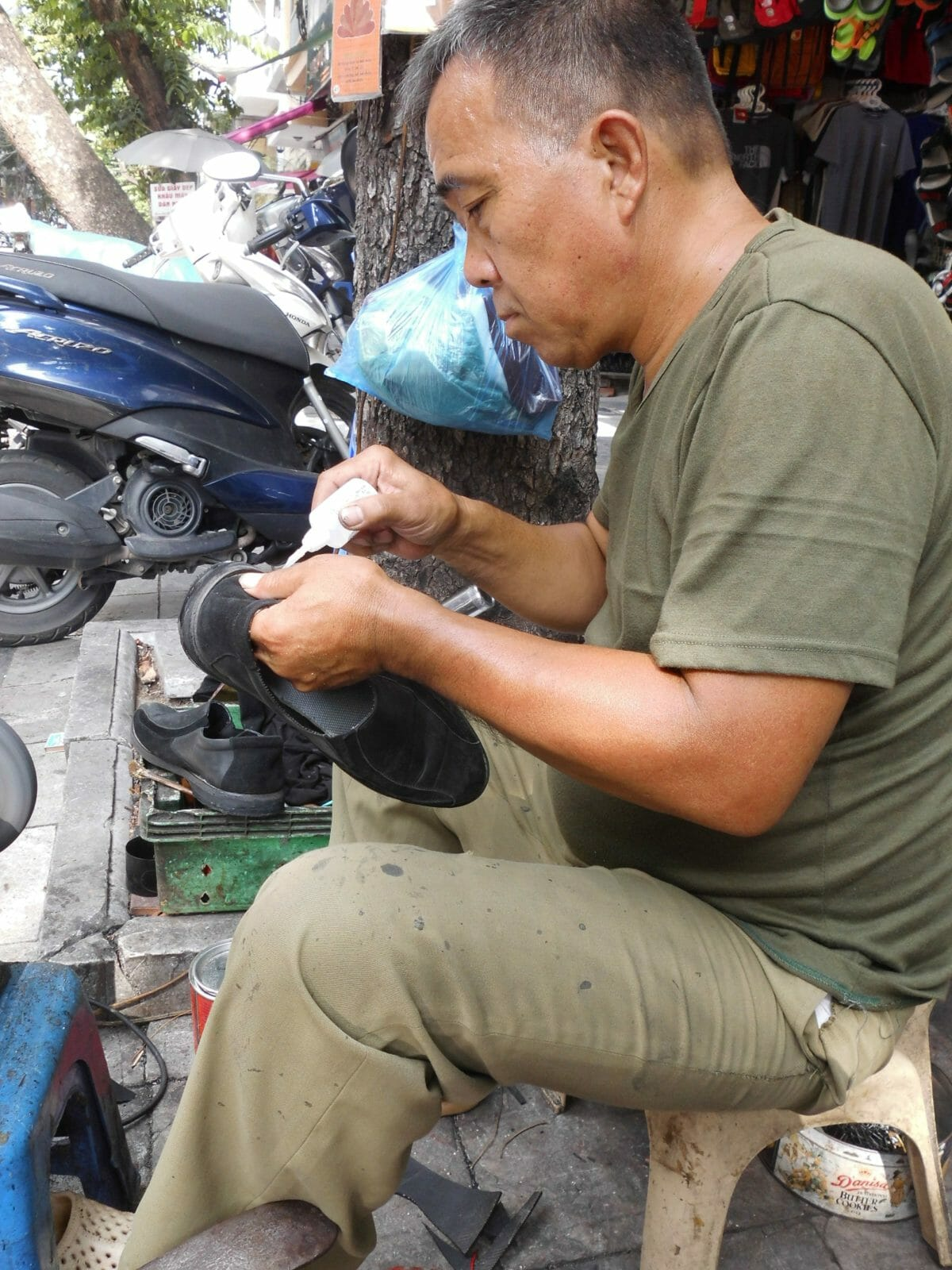 Skomageren i Hanoi