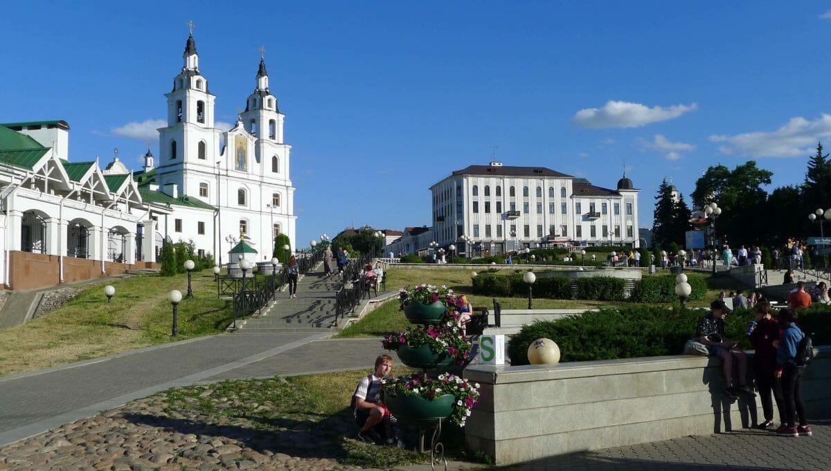 Besøg Hviderusland – du vil blive positivt overrasket