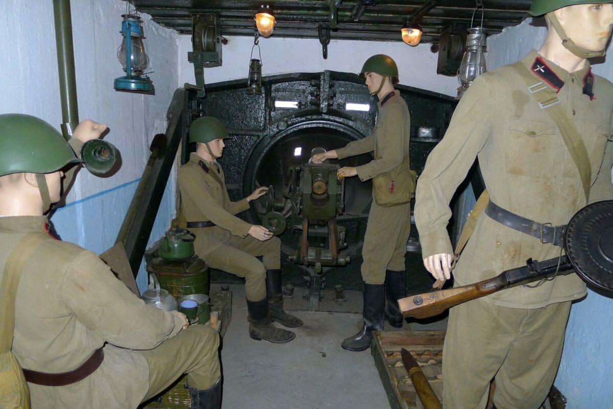 Oplev livet som frontsoldat i Stalin-tiden