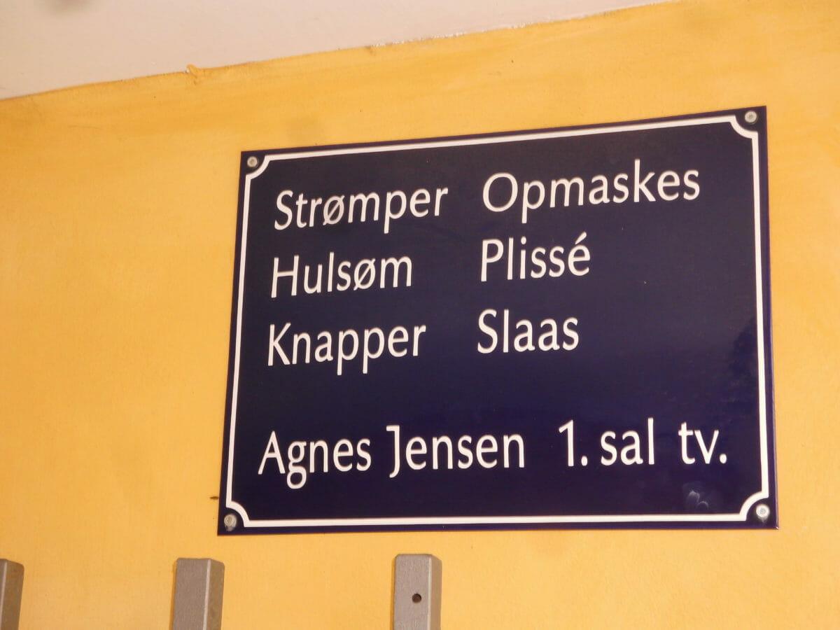 Korsbæk og Køges Kirkestræde