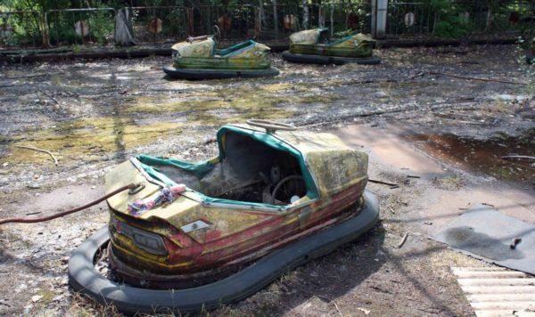 besøg tjernobyl