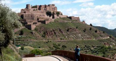 Spaniens gamle klostre slotte og fæstninger