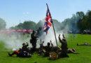 Krigshistorisk Festival i militære omgivelser nær København