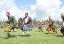 Vikingernes nye jarl  kåret i drabeligt slag