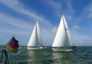 Afslapning og nye bekendtskaber ved at sejle i Østersøen