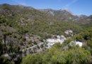 Den genopstandne landsby i Andalusien