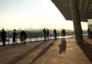 Se Hamborg fra toppen af St. Michaelis Kirche og Elbphilharmonie